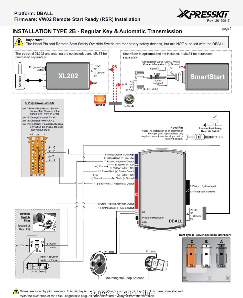 Viper Remote Starter Wiring Diagram Professional Viper Remote Start - Dball2 Wiring Diagram