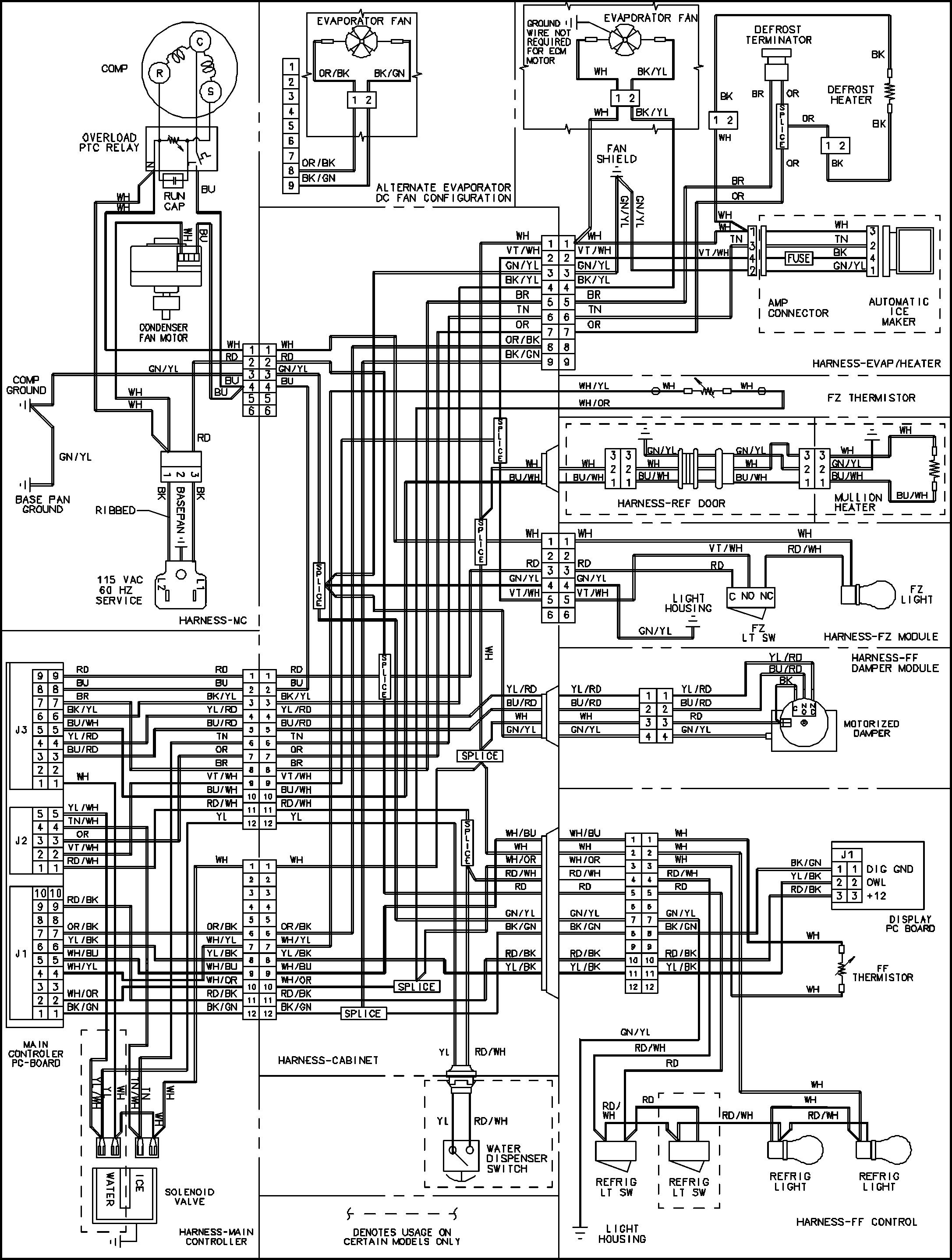 Walking Freezer Wire Diagram | Wiring Diagram - Walk In Freezer Wiring Diagram