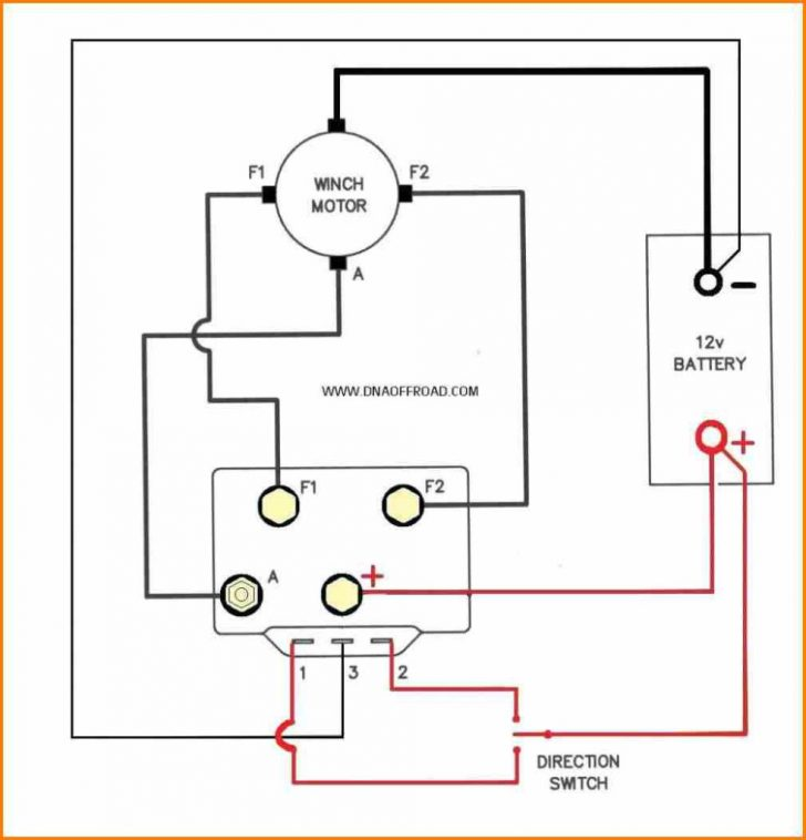 Warn Winch Wiring Diagram Solenoid