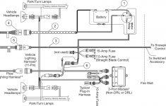 Western Plow Controller Wiring Diagram   Data Wiring Diagram Schematic   Western Unimount Wiring Diagram