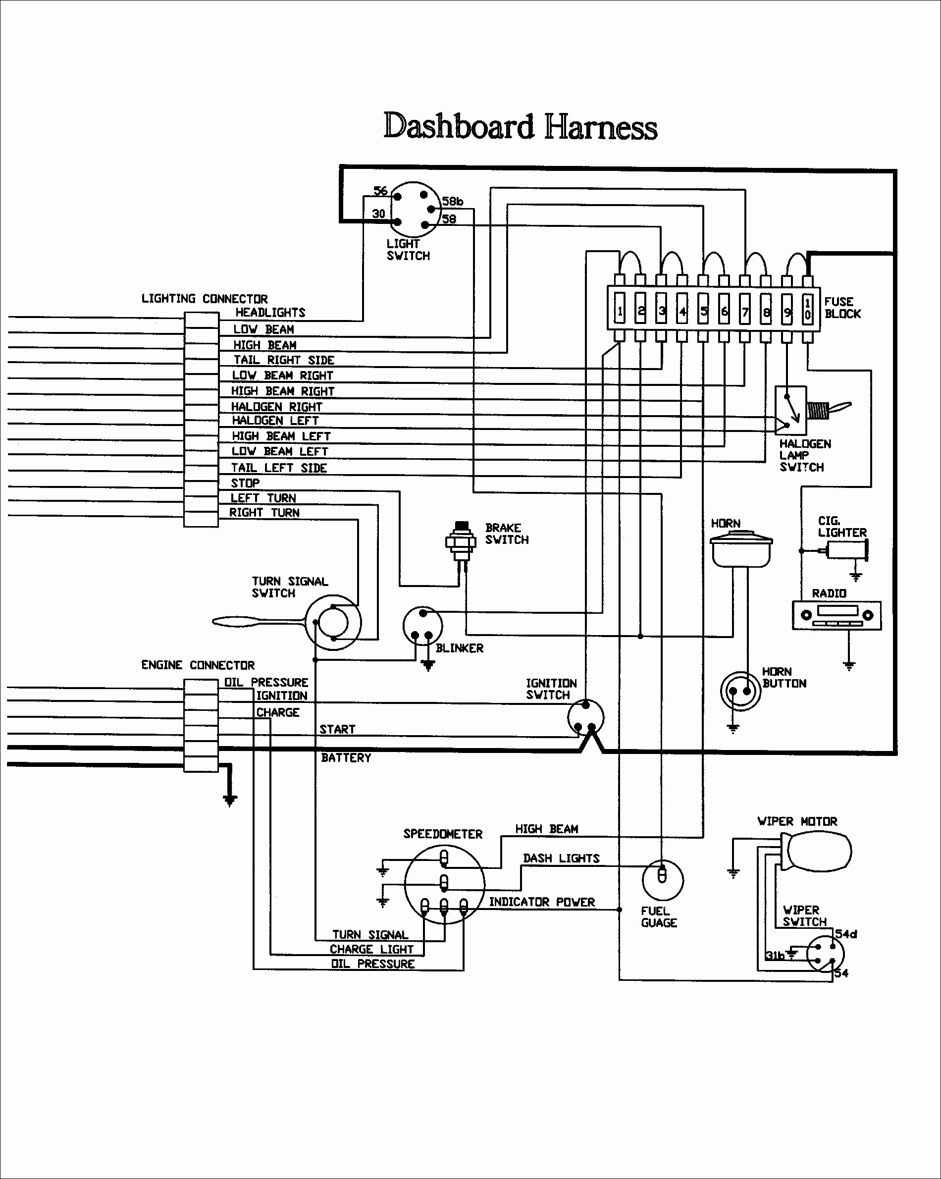 Western Plow Controller Wiring Diagram For 2970 16 - Wiring Diagrams - Western Plows Wiring Diagram