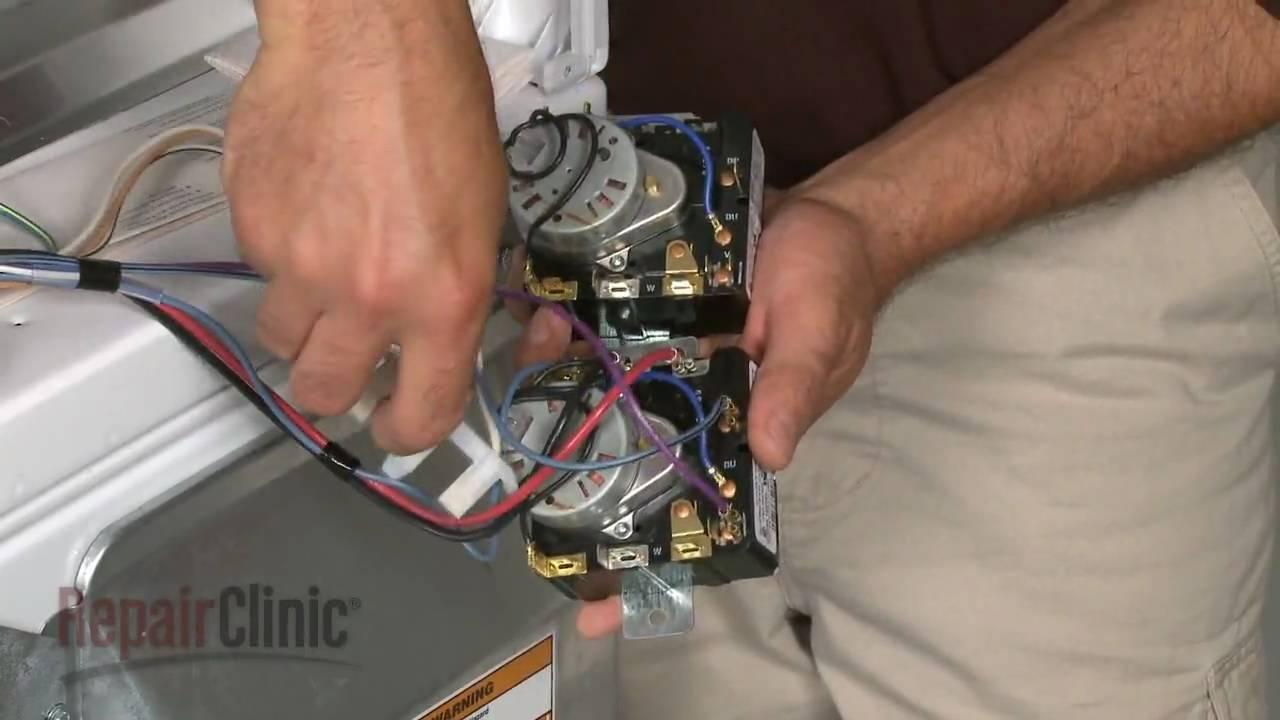 Whirlpool Dryer Timer Wiring Diagram | Wiring Diagram - Ge Dryer Timer Wiring Diagram