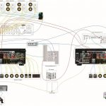 Whole Home Audio Wiring Diagrams | Wiring Library   Whole House Audio System Wiring Diagram
