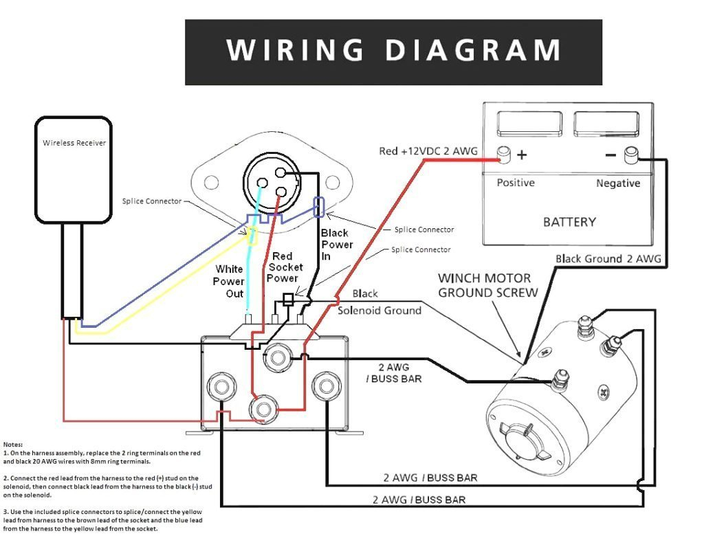 Winch Remote Control Wiring Diagram | Wiring Diagram - Traveller Winch Wiring Diagram