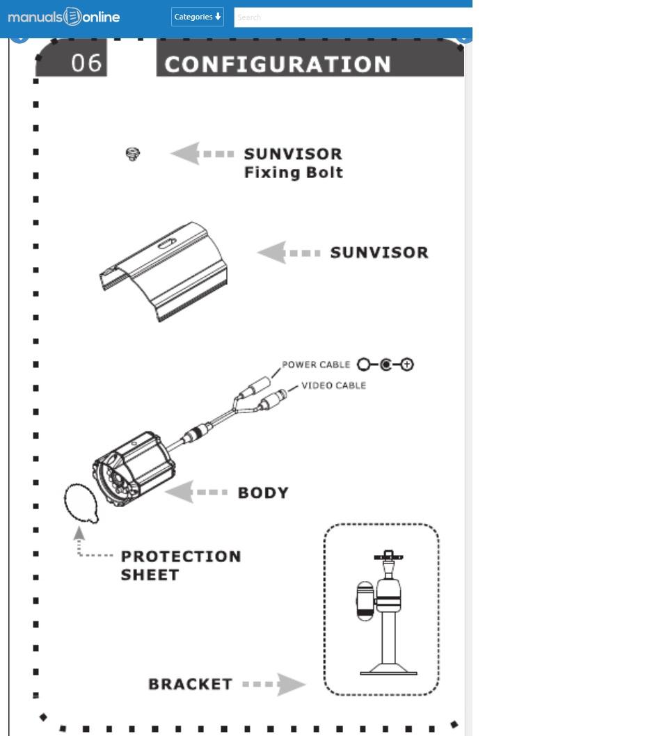 Wire Diagram Camera | Manual E-Books - Swann N3960 Wiring Diagram