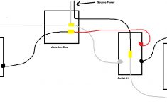 Wiring 2 Switched Outlets   Wiring Diagrams Click   Wiring A Switched Outlet Wiring Diagram – Power To Receptacle