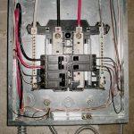 Wiring 220V Breaker Panel Diagram | Wiring Library   220 Sub Panel Wiring Diagram