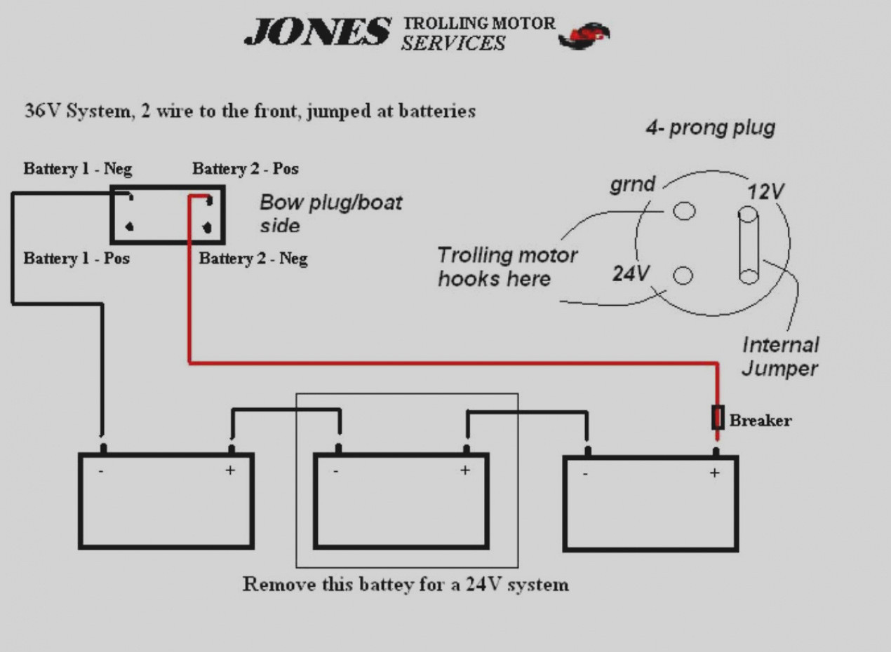 Wiring 24 36 Volt Switchable Trolling Motor Diagram | Wiring Diagram - 36 Volt Trolling Motor Wiring Diagram