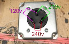 Wiring   240V Outlet With 120V And 215V   How?   Home Improvement   3 Wire 220 Volt Wiring Diagram