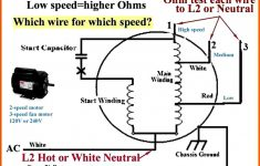 Wiring A Condenser Fan Motor | Manual E Books   Leeson Motor Wiring Diagram