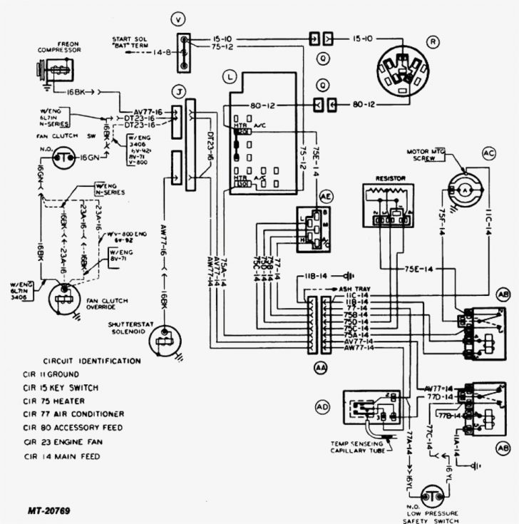 Central Ac Wiring Diagram
