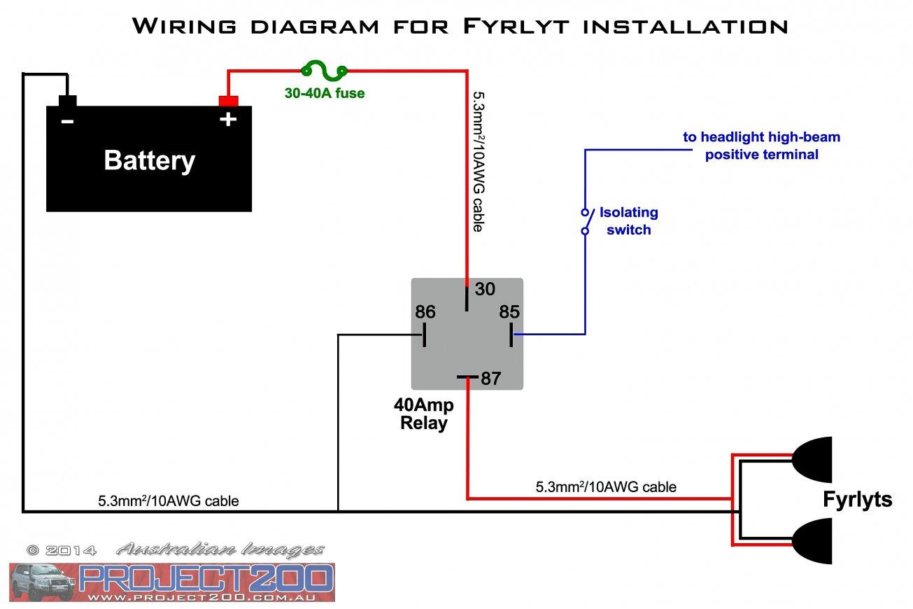 Wiring Boat Horn - Schema Wiring Diagram - Air Horns Wiring Diagram