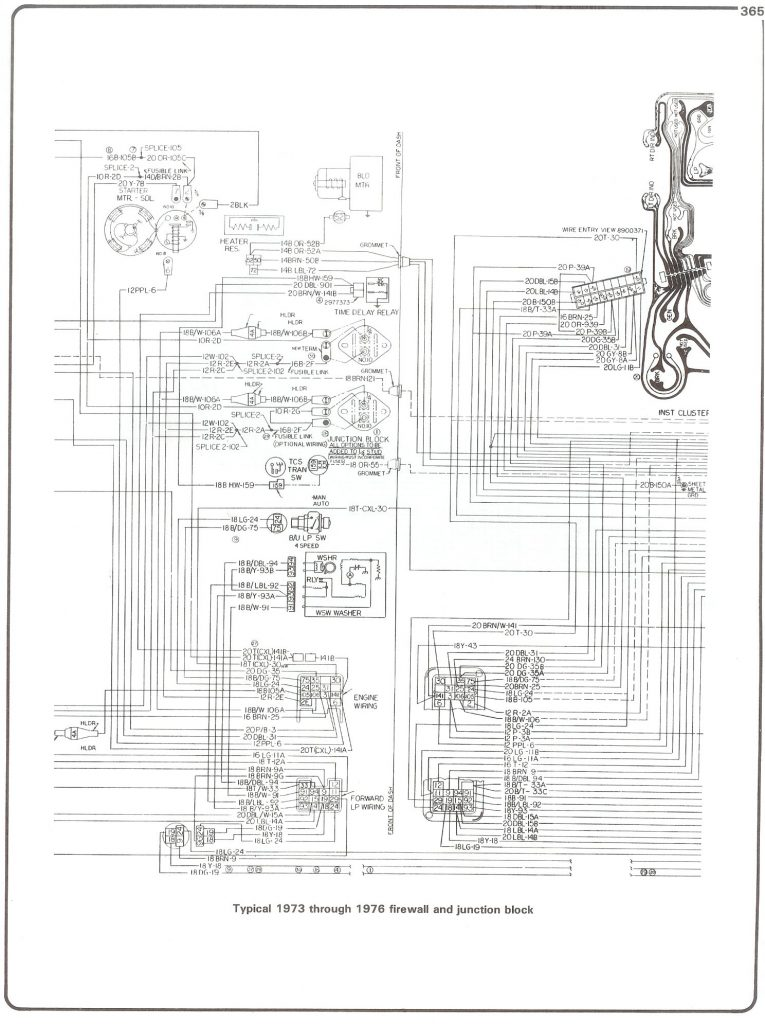 Wiring Diagram 1978 Chevy Pickup | Manual E Books   1978 Chevy Truck Wiring Diagram
