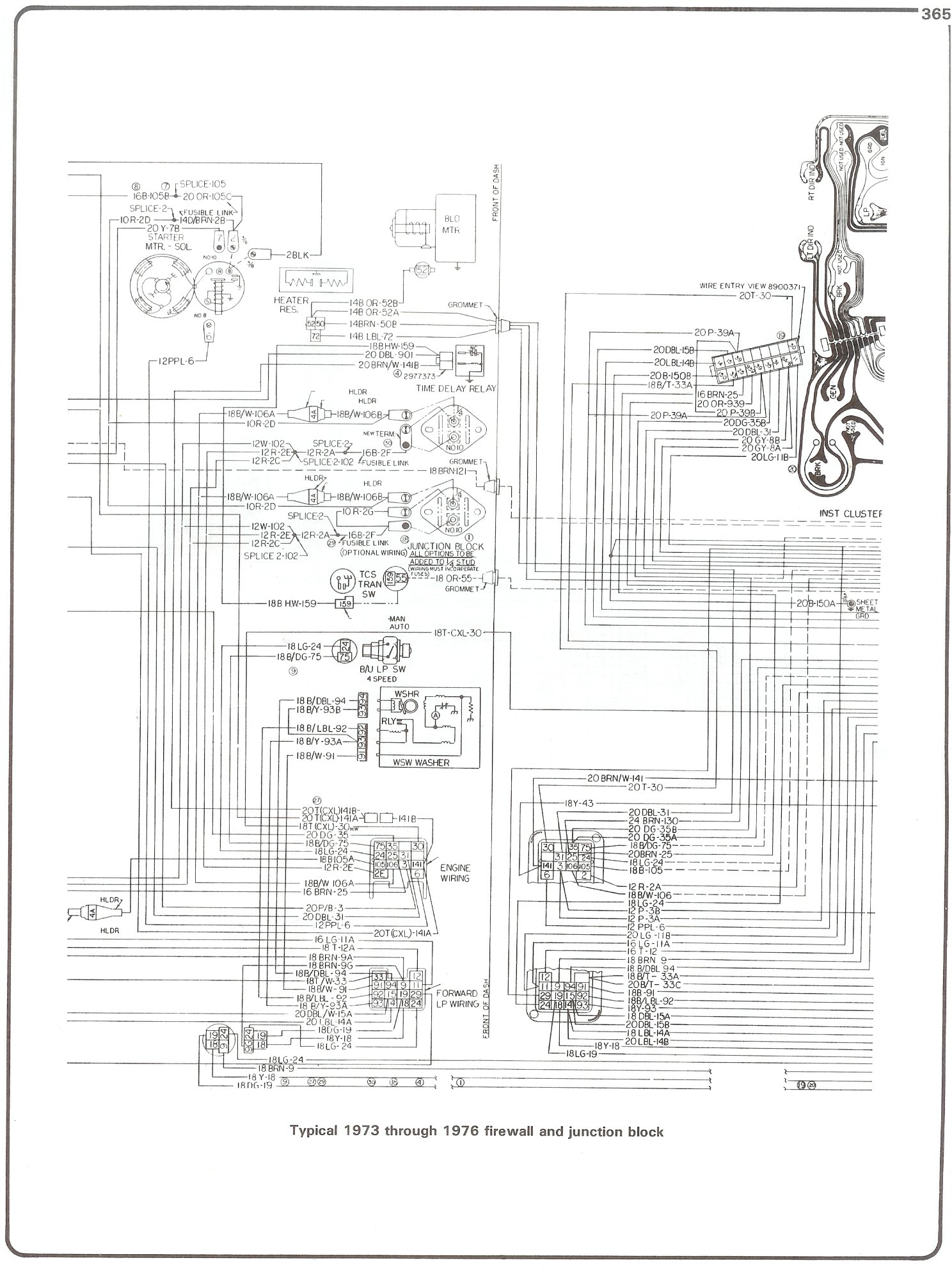 Wiring Diagram 1978 Chevy Pickup | Manual E-Books - 1978 Chevy Truck Wiring Diagram