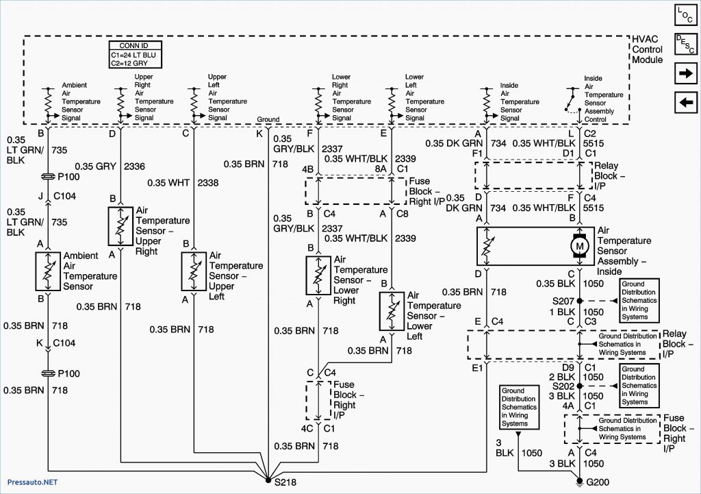 2007 Chevy Tahoe Wiring Diagram Hvac