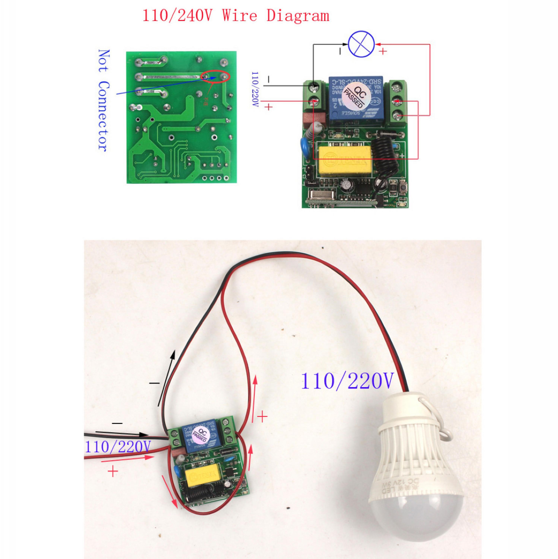 Wiring Diagram 220 Relay 110 Switch - Schematics Wiring Diagram - 220V To 110V Wiring Diagram