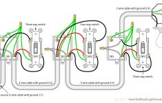 Wiring Diagram 4 Way Switch Diagrams Power From | Manual E Books   Four Way Switch Wiring Diagram