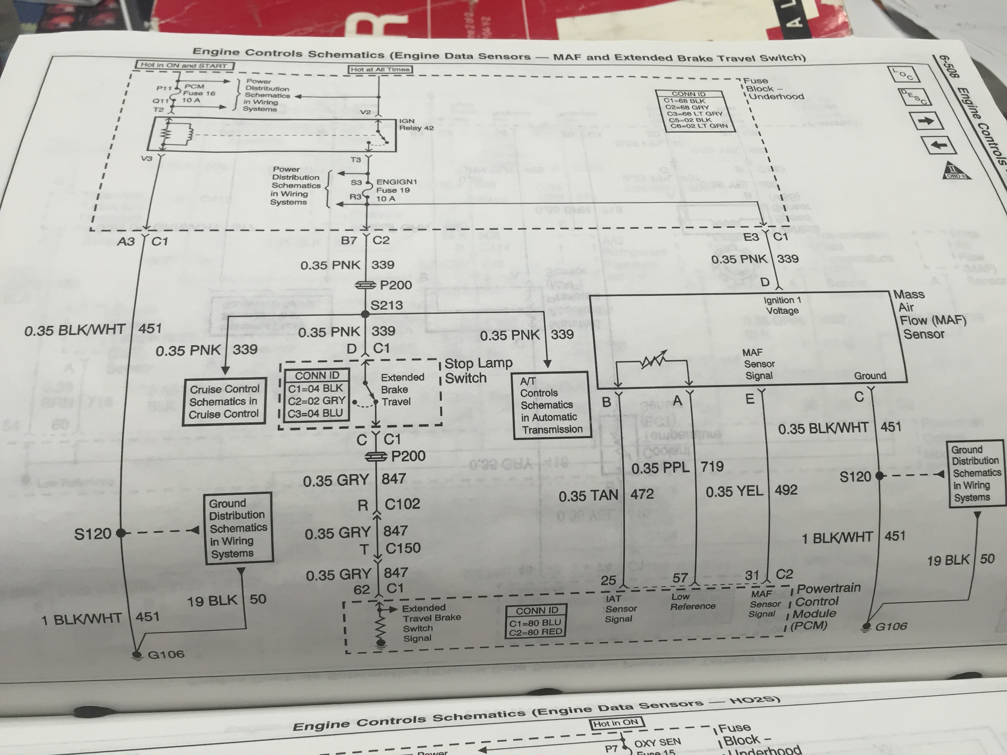 Wiring Diagram 8 1 Gm Mas Air Flow - All Wiring Diagram Data - Mass Air Flow Wiring Diagram