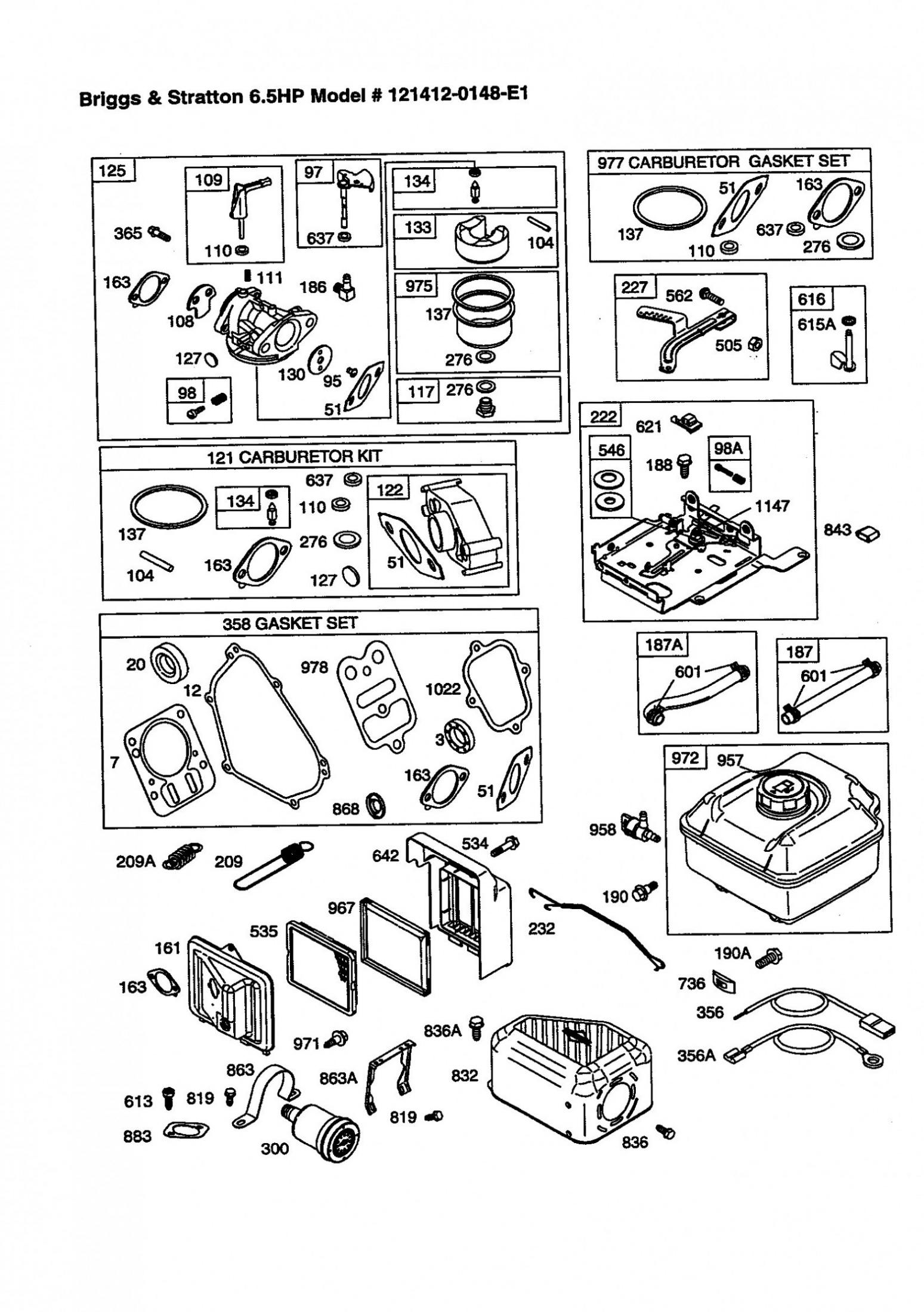 Wiring Diagram Briggs Stratton Engine Archives Gidn Co Best – Briggs - Briggs And Stratton V Twin Wiring Diagram