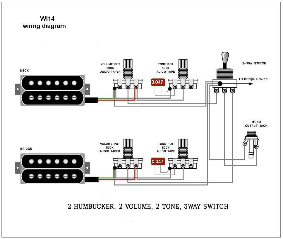 Wiring Diagram. Electric Guitar Wiring Diagrams And Schematics - Electric Guitar Wiring Diagram