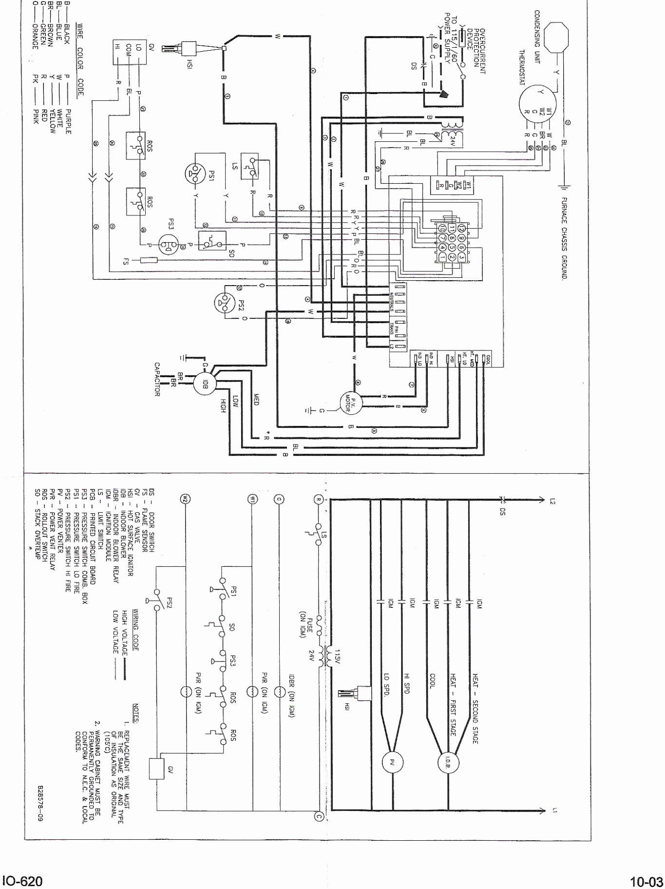 Strange Goodman Furnace Wiring Diagram Wirings Diagram Wiring Digital Resources Cettecompassionincorg