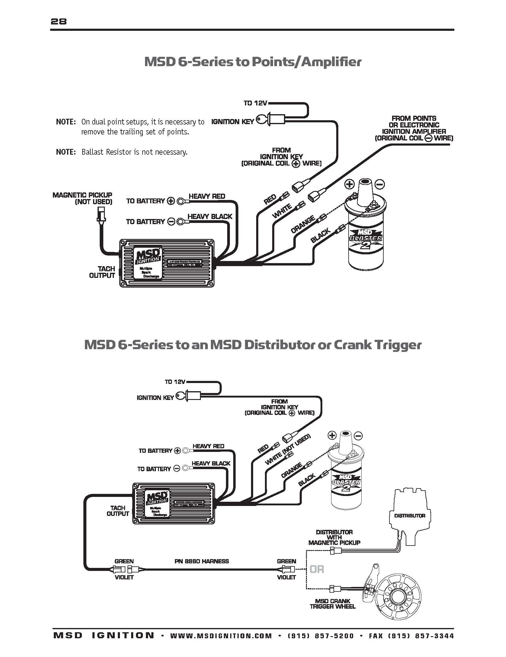Mallory Yl Wiring Diagrams | Wiring Diagram on
