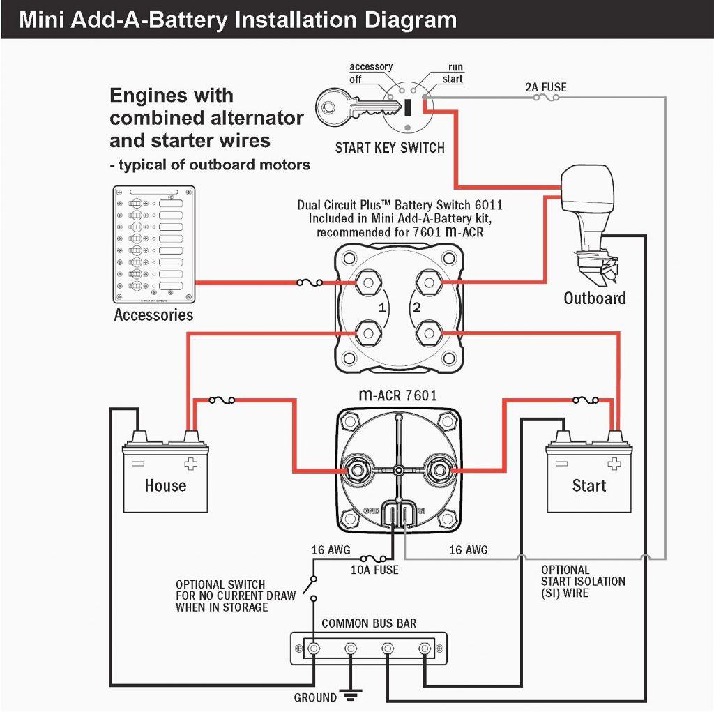 Stupendous Dual Rv Battery Wiring Diagram Wirings Diagram Wiring Cloud Venetbieswglorg