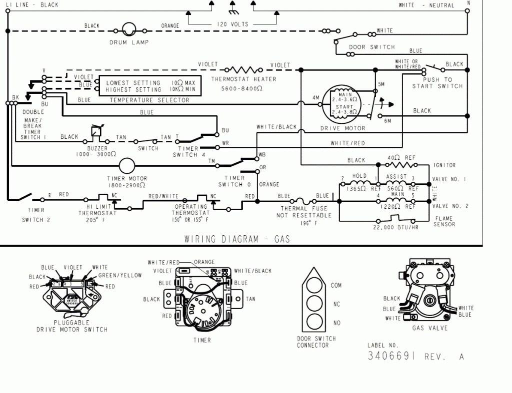 Kenmore 80 Series Dryer Wiring Diagram - 2.4.nuerasolar.co •