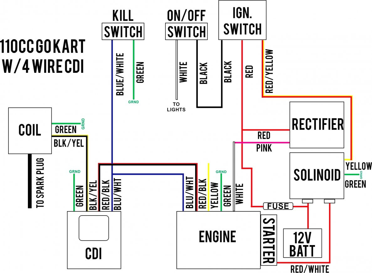 Wiring Diagram For Motorized Bicycle   Wiring Diagram - Motorized Bicycle Wiring Diagram