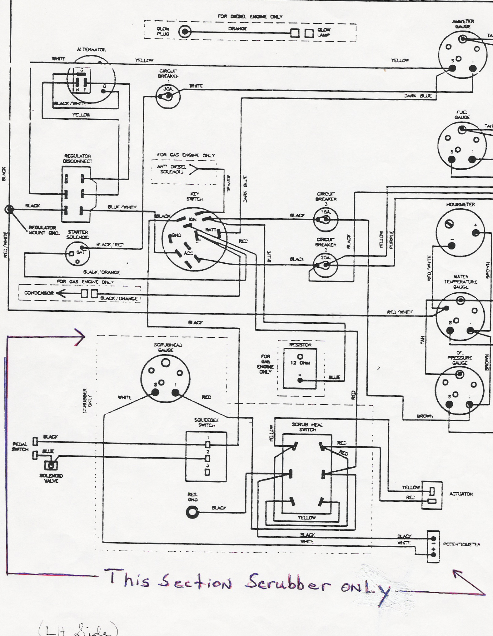 Wiring Diagram For Onan Generator | Wiring Diagram - Onan 4.0 Rv Genset Wiring Diagram