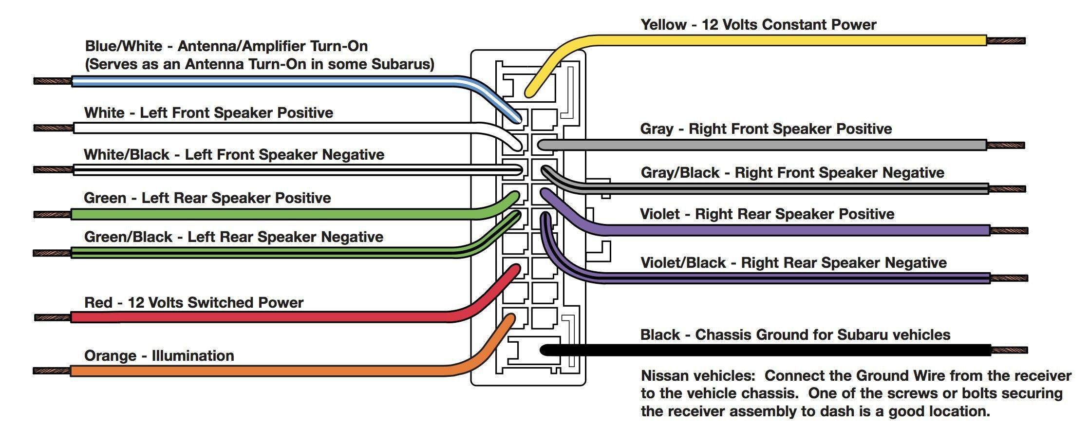 Wiring Diagram For Pioneer Avh X2800Bs - Wiring Diagram Detailed - Pioneer Avh-X2800Bs Wiring Harness Diagram