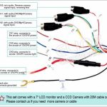 Wiring Diagram For Reverse Camera | Wiring Diagram – Toyota Reverse Camera Wiring Diagram