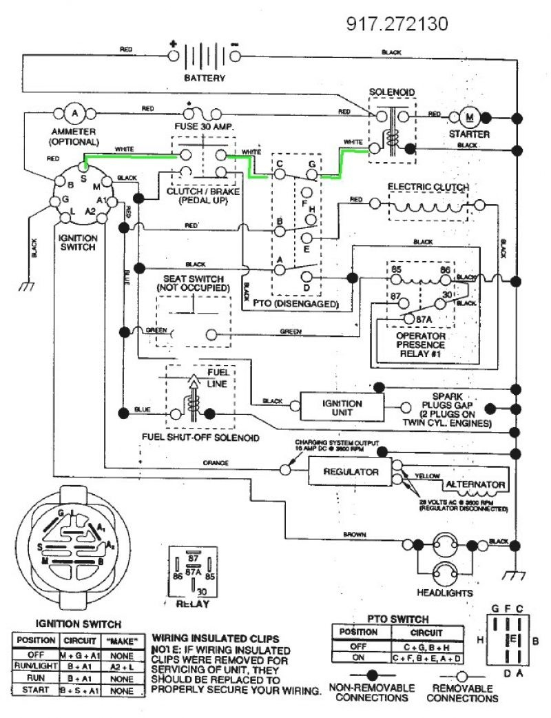 Wiring Diagram For Sears Lawn Tractor | Wiring Library - Craftsman Lt2000 Wiring Diagram