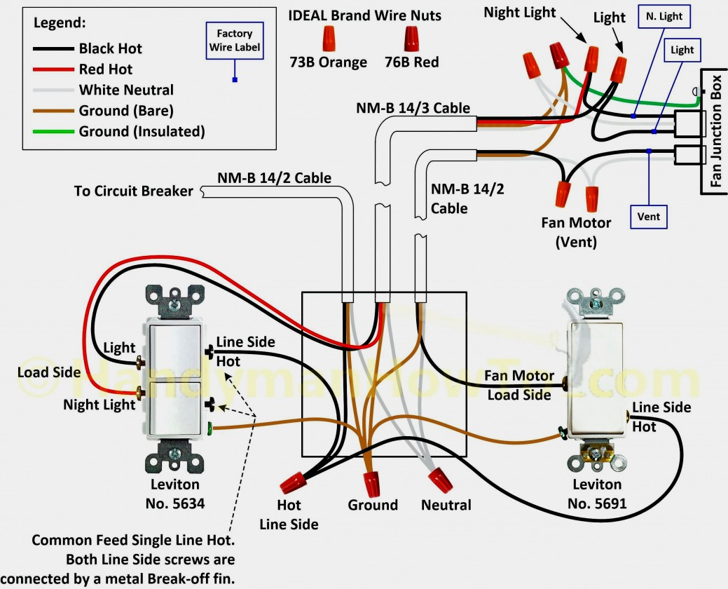 Wiring Diagram For Standard Light Switch - Wiring Diagram Data - Double Light Switch Wiring Diagram