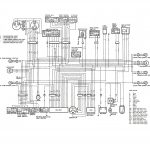 Wiring Diagram For The Dr350 Se (1994 And Later Models)   Suzuki   Wiring Diagram For A