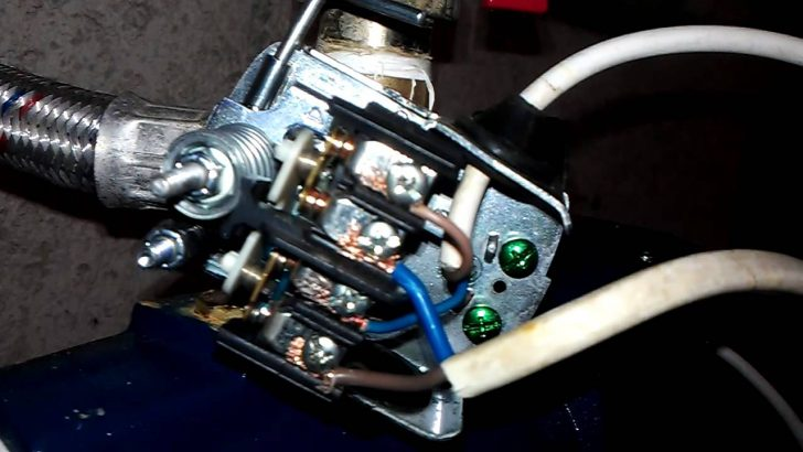 Well Pump Wiring Diagram