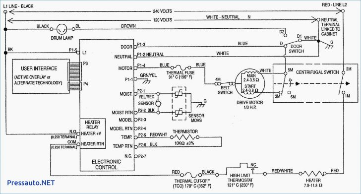 Electric Furnace Wiring Diagram