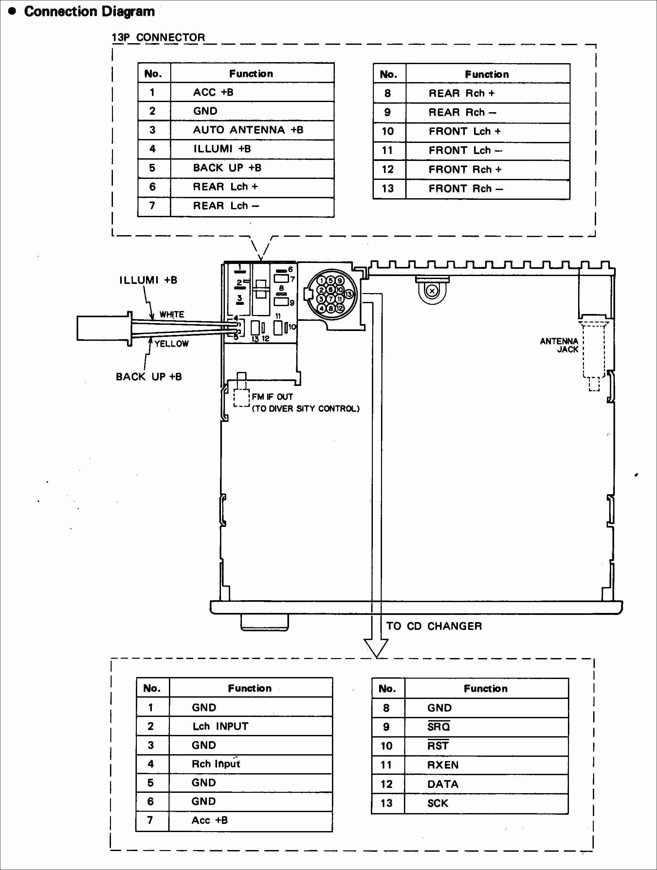 Wiring Diagram Kenwood Kdc 208U | Wiring Diagram - Kenwood Kdc 138 Wiring Diagram