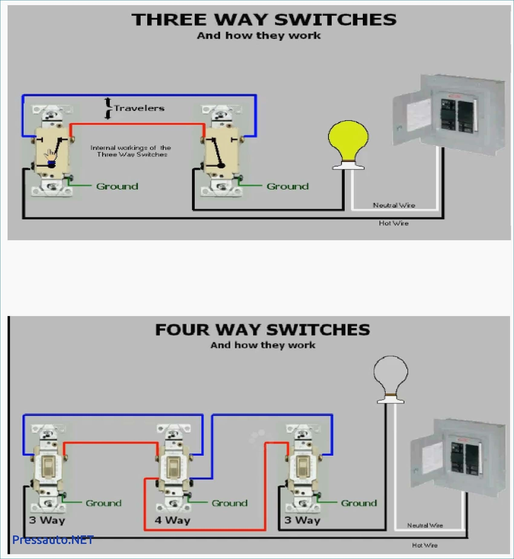 Wiring Diagram Multiple Lights 3 Way Switch Best With A Of - Allove - 3 Way Switch Wiring Diagram Multiple Lights