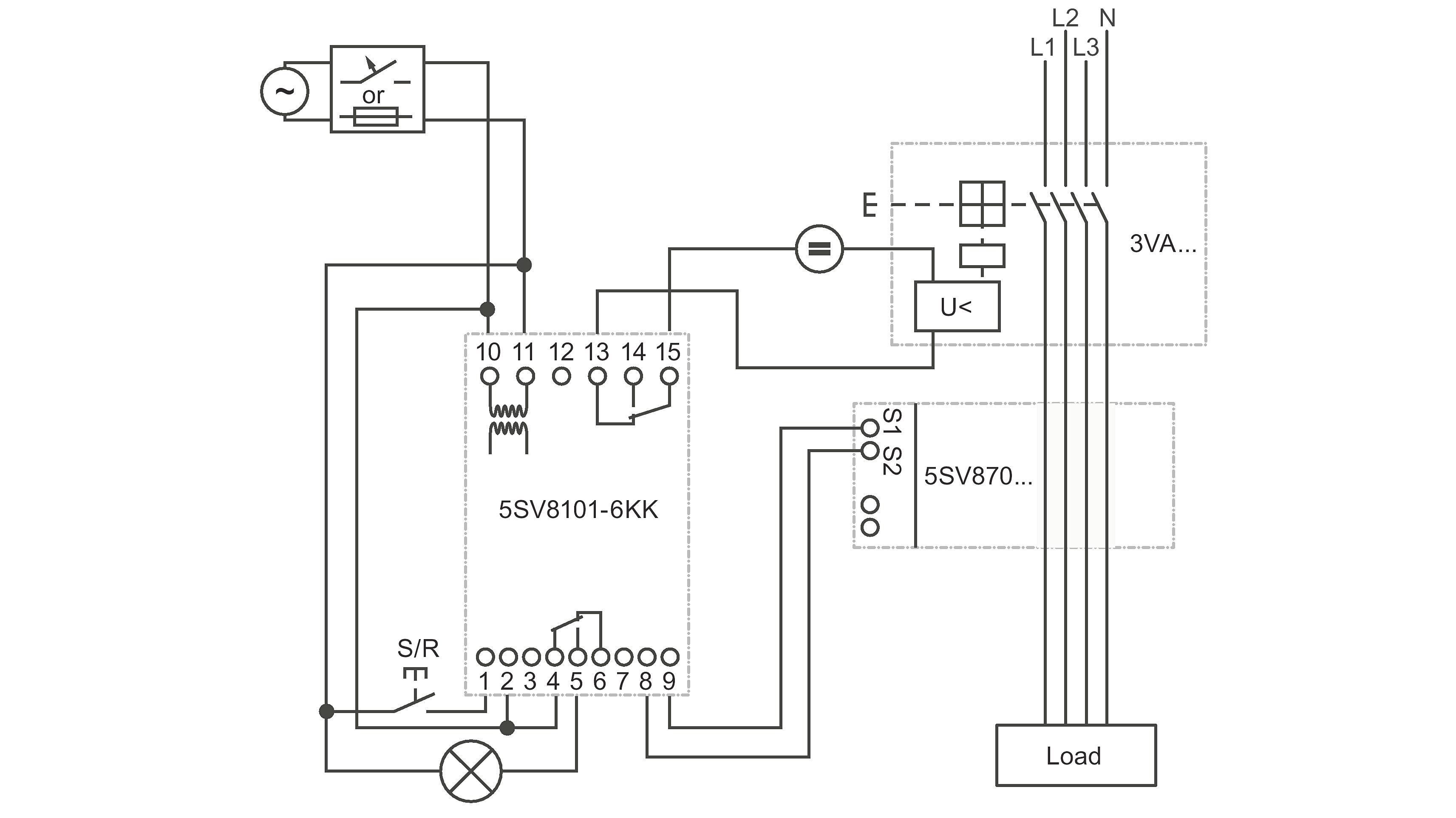 Wiring Diagram Shunt Trip Breaker Circuits This - All Wiring Diagram - Shunt Trip Breaker Wiring Diagram