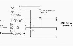 Wiring Diagram Single Phase Motor 6 Lead | Wiring Library   6 Lead Single Phase Motor Wiring Diagram