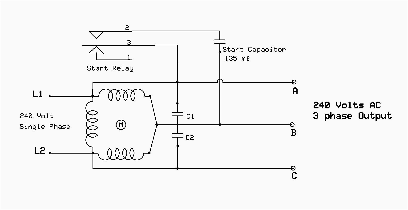 Wiring Diagram Single Phase Motor 6 Lead | Wiring Library - 6 Lead Single Phase Motor Wiring Diagram