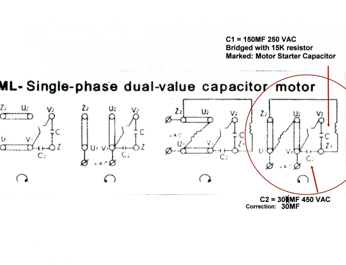 Wiring Diagram Single Phase Motor Wiring Diagrams Furthermore 9 Lead - 3 Phase Motor Wiring Diagram 9 Leads