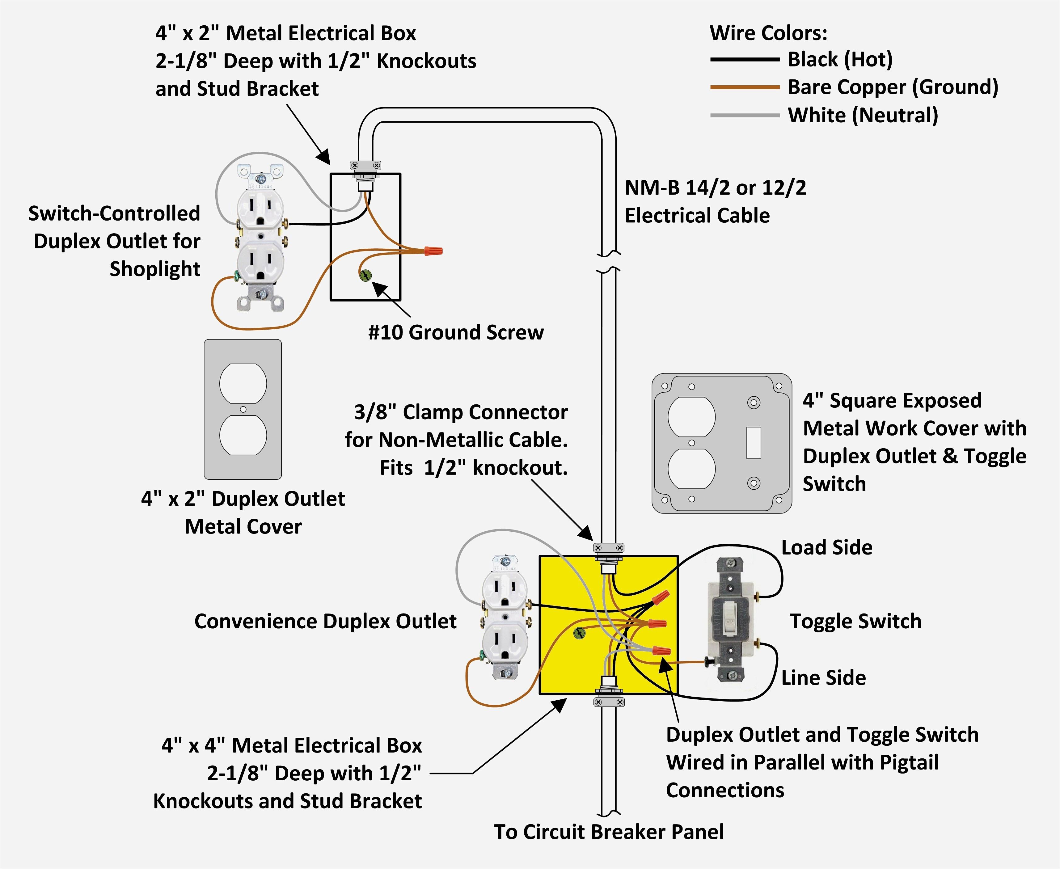 Wiring Diagram Single Pole Switch - Mikulskilawoffices - Double Pole Switch Wiring Diagram