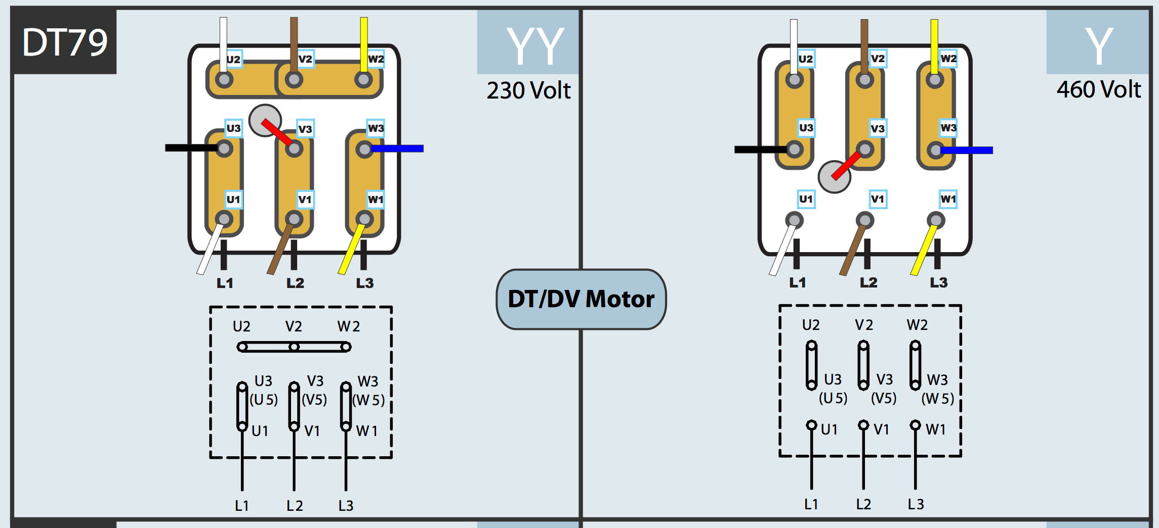 Wiring Electric Motor For Dual Belt Conveyors | Tommy Support - Electric Motor Wiring Diagram