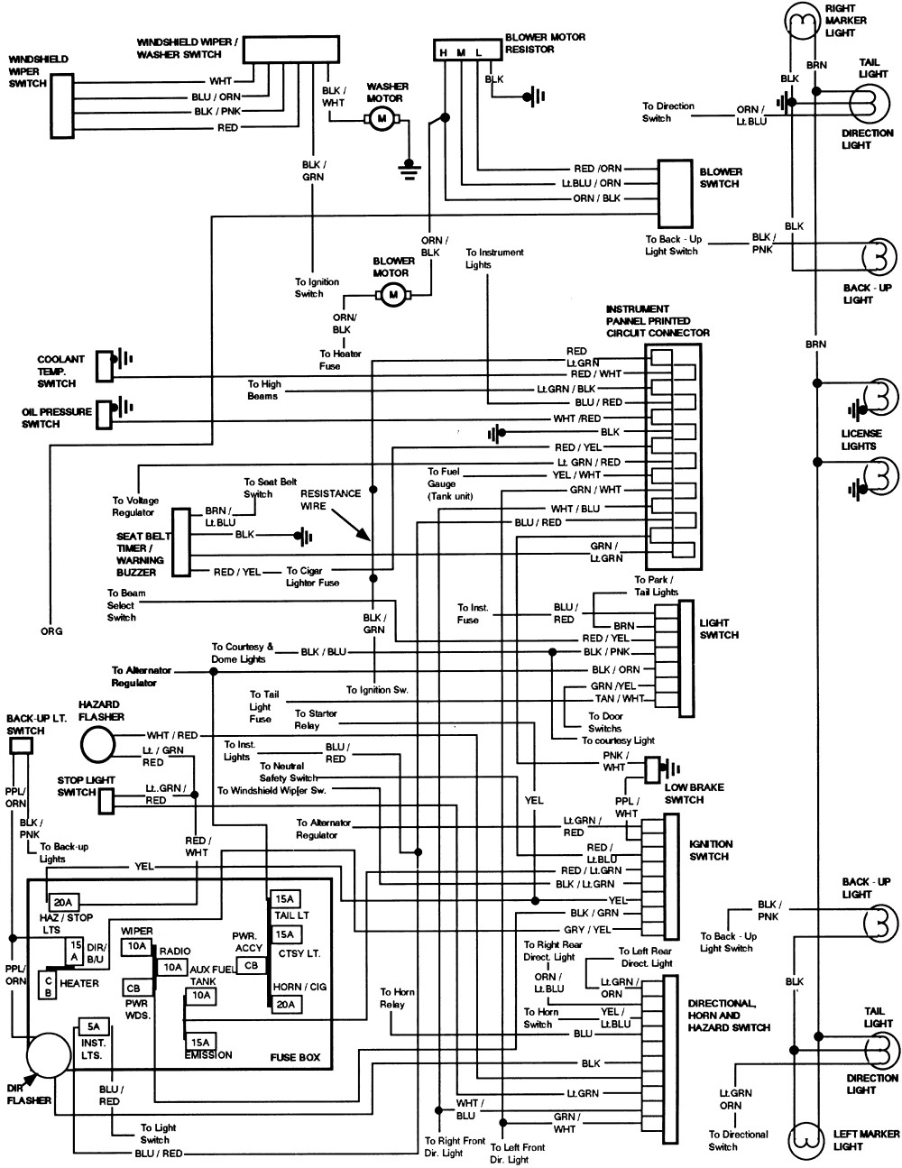 Wiring Harness Diagram For 1987 Ford F 150 - Wiring Diagrams Hubs - Ford Wiring Harness Diagram