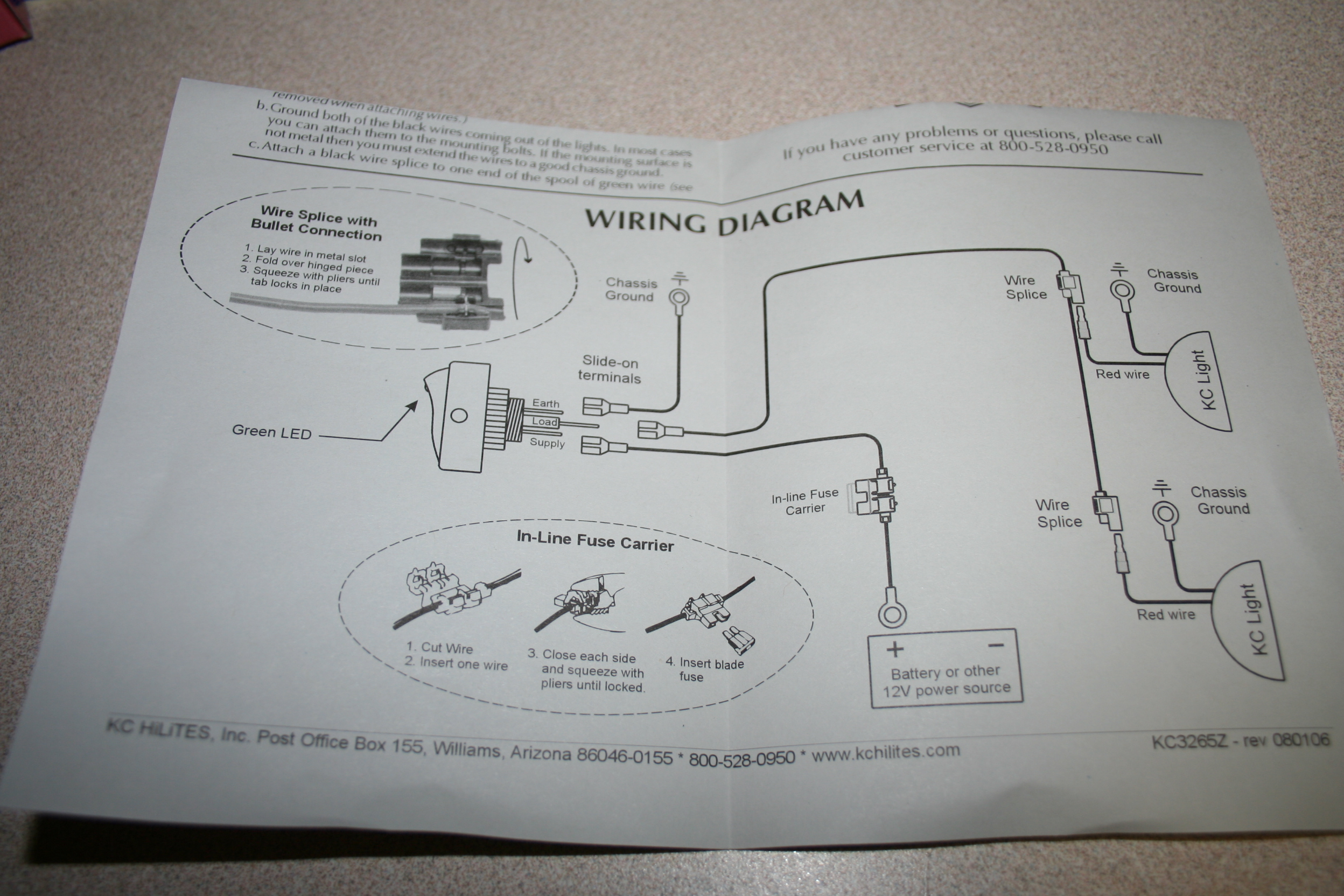 Wiring Offroad Lights With Stock Foglight Harness? - Ranger-Forums - Fog Light Wiring Diagram With Relay