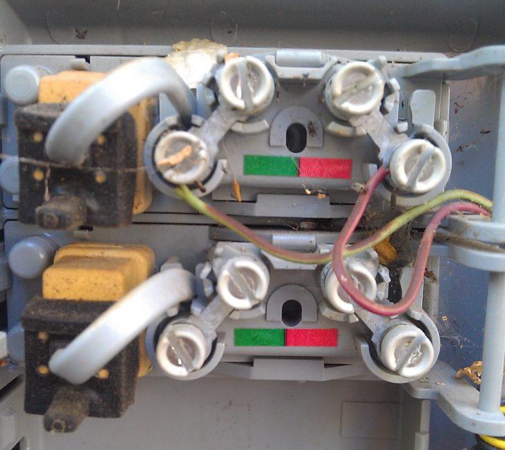 Telephone Junction Box Wiring Diagram