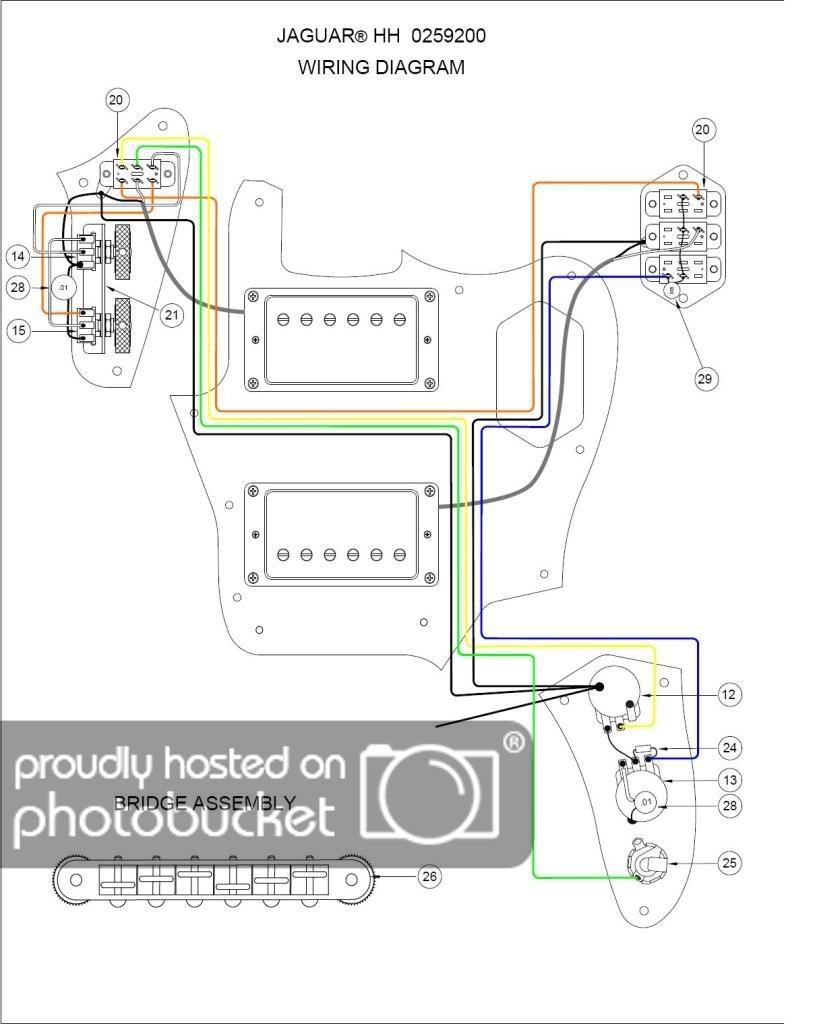 Wiring Question - Push/pull Pots - Offsetguitars - Dimarzio Wiring Diagram