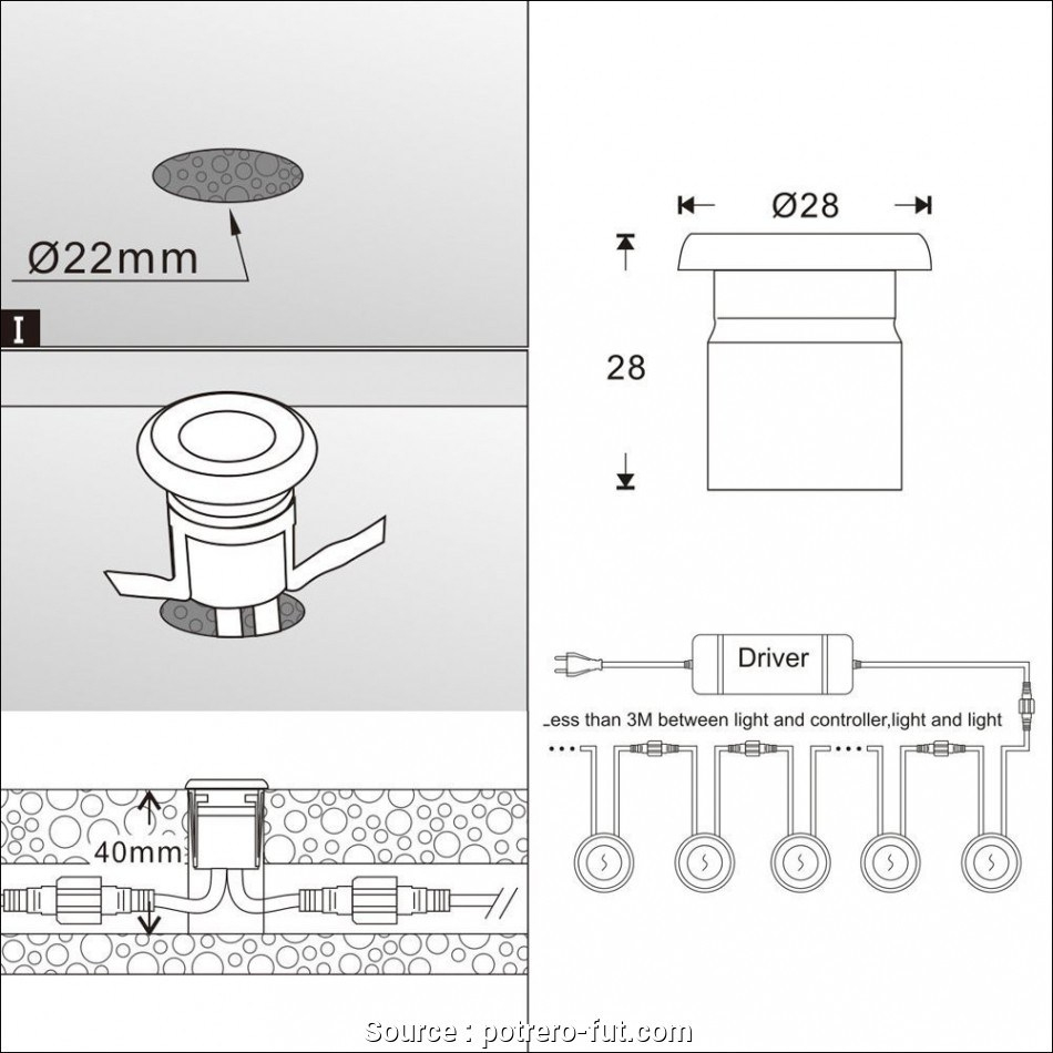 Wiring Recessed Lights In Parallel Diagram | Wiring Diagram - Wiring Recessed Lights In Parallel Diagram